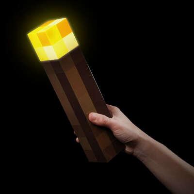 Minecraft Light-Up Torch