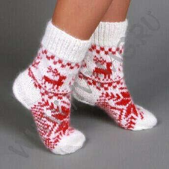 хочу новогодние носочки с оленями