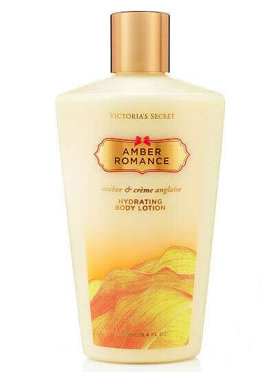 Amber Romance Hydrating Body Lotion - VS Fantasies - Victoria's Secret
