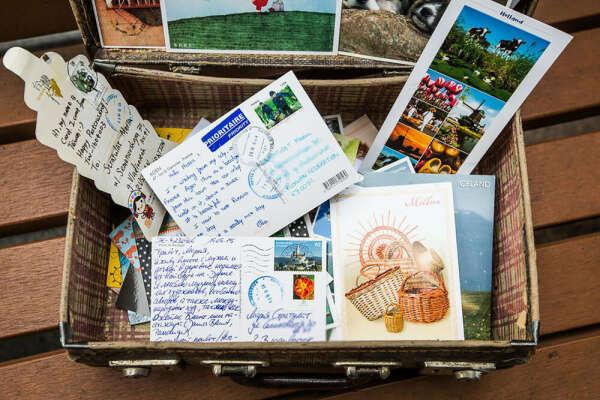 Открытку в почтовый ящик
