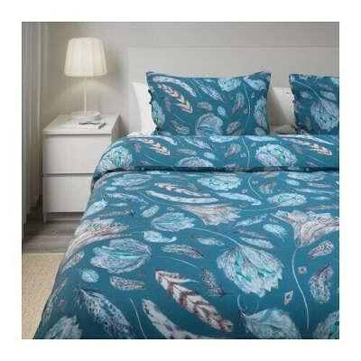 Двуспальное постельное белье КРЮДДСАЛЬВИА IKEA