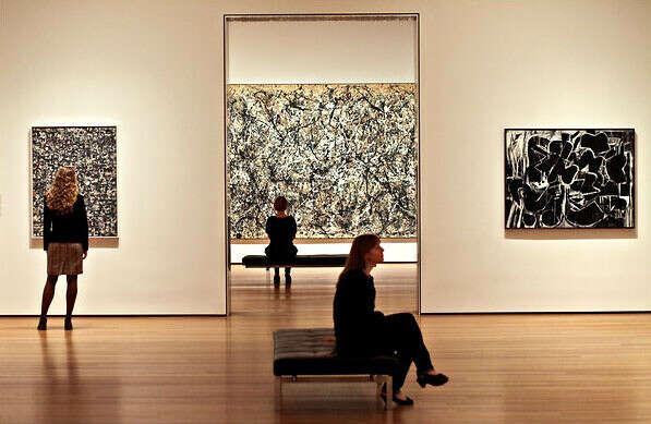 Сходить в галерею