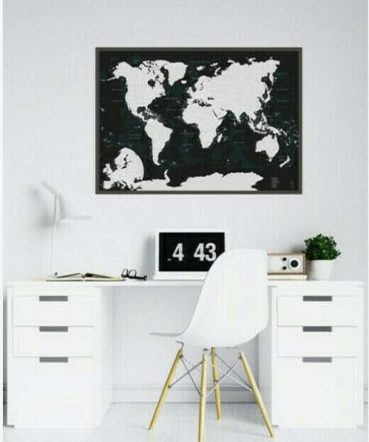 Белый икеевский стол