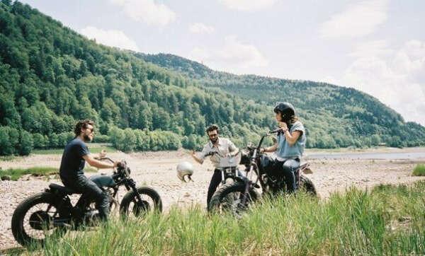 Путешествие на мотоциклах