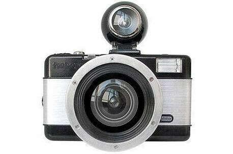 Lomography Фотоаппарат Fisheye 2