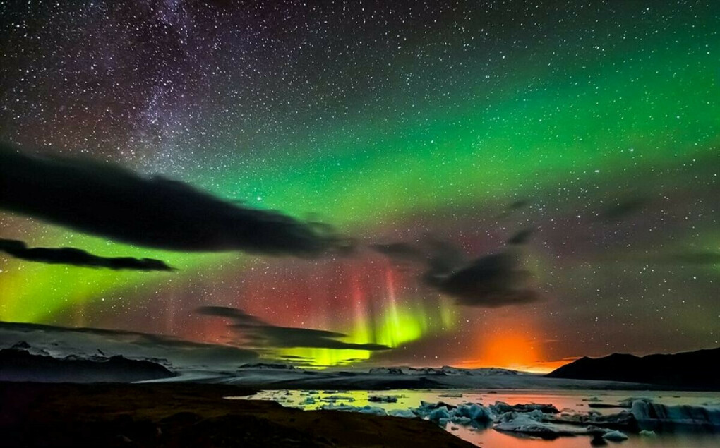 Посмотреть северное сияние в Абиску (Швеция) и в Акюрейри (Исландия)
