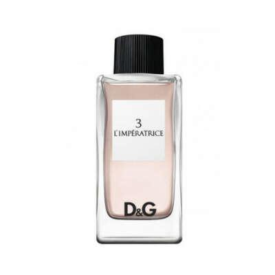 D&G №3 L`Imperatrice туалетная вода для женщин, 100 мл