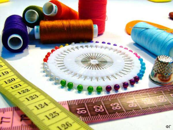Записаться на курсы кройки и шитья