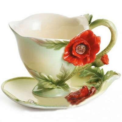 Красивые чайные пары