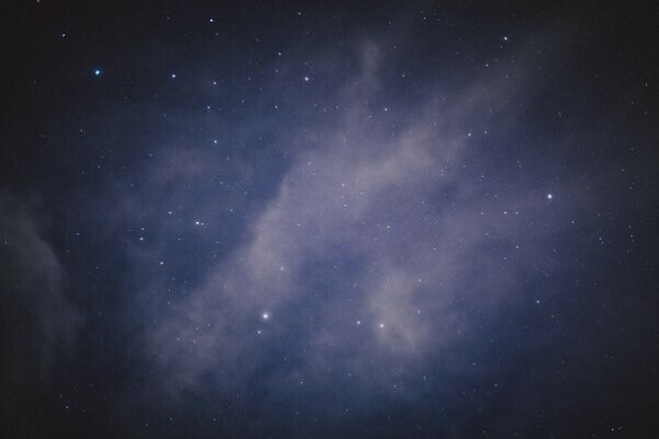 наслаждаться звездным небом