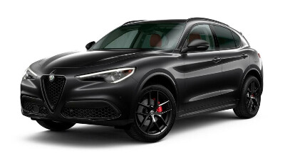 New 2020 Alfa Romeo Stelvio Ti AWD Sport Utility