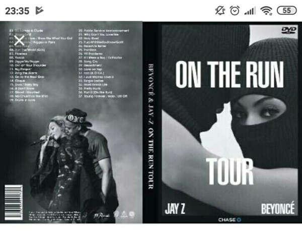 Beyonce - DVD