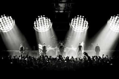 На концерт Rammstein