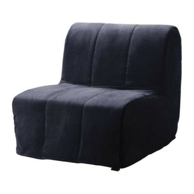 ЛИКСЕЛЕ ХОВЕТ Кресло-кровать - Хенон черный  - IKEA