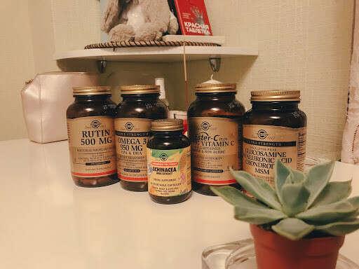 Заказать необходимые витамины на iHerb