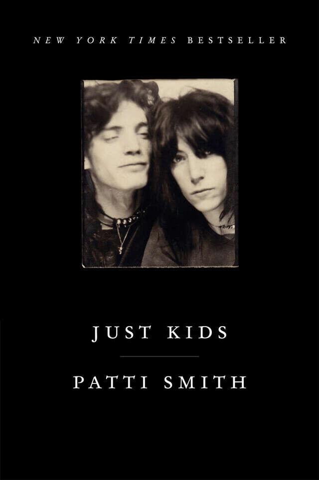 Книга Patti Smith Just Kids
