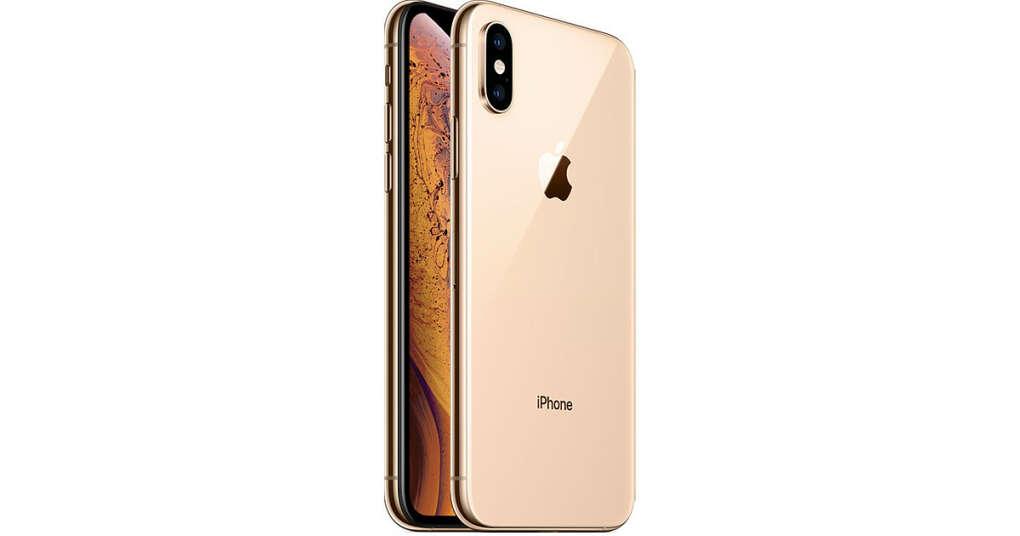iPhoneXS 256GB Gold
