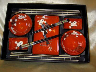 Набор тарелочек для суши