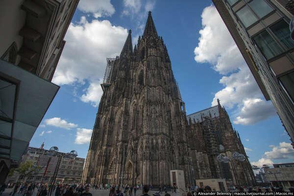 Германия, Кельнский собор
