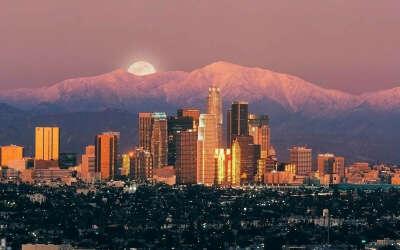 Жить в Los  Angeles