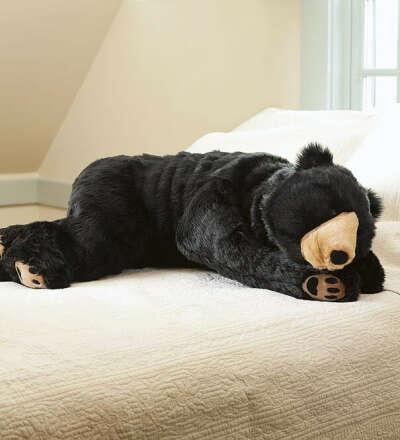 Спальный мешок-медведь