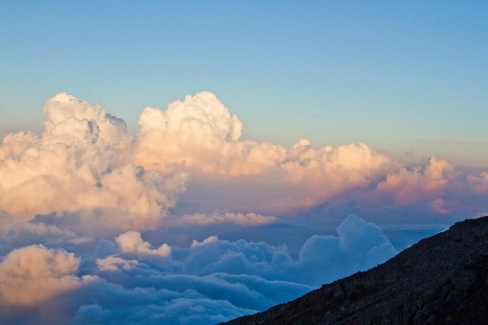 Встретить рассвет на вершине Фудзиямы