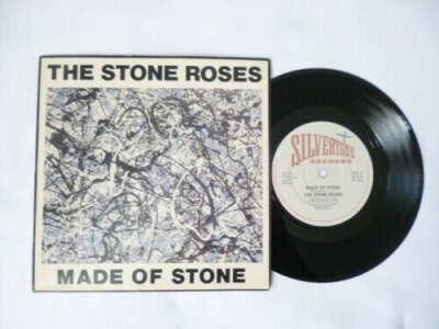 THE STONE ROSES ~ MADE OF STONE ~ UK