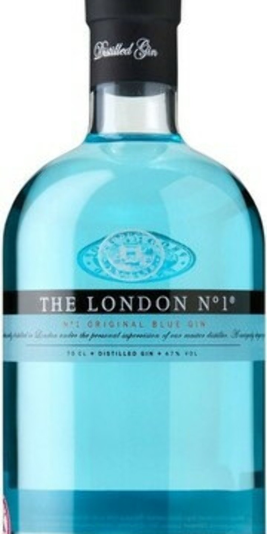 """The London №1"" Original Blue Gin, 0.7 л"