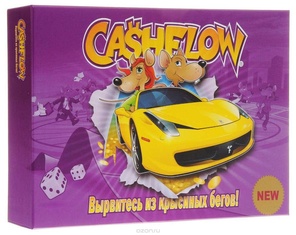 Настольная бизнес-игра Cashflow