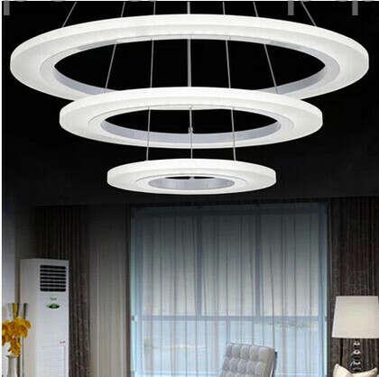 Люстра LED decorative