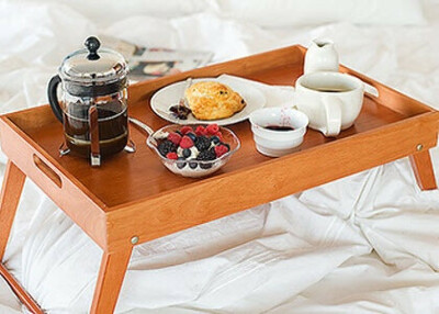 Столик для завтрака в постели