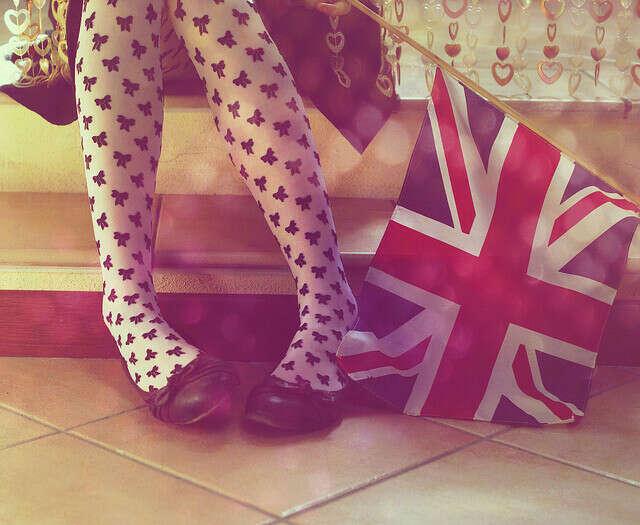 Говорить по-английски с британским акцентом