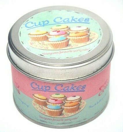 ЕСР Свеча в банке Cup Cakes