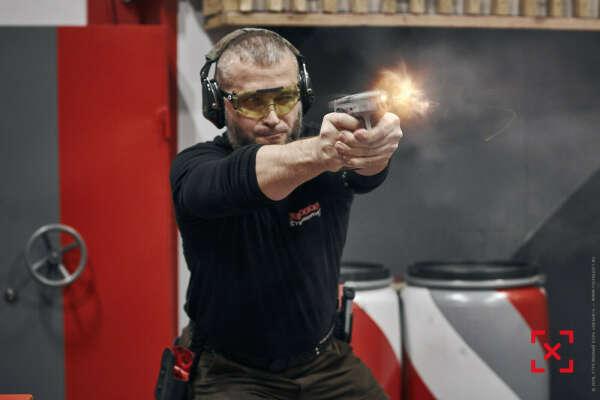 Пострелять из боевого оружия в тире