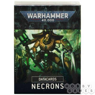 Datacards: Necrons 9h edition | Купить настольную игру в магазинах Hobby Games
