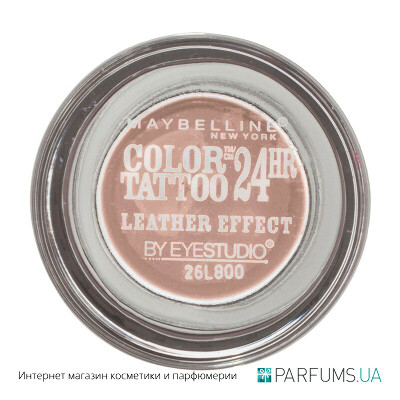 Кремовые тени Maybelline Color Tattoo 24hr - №91 Creme de Rose