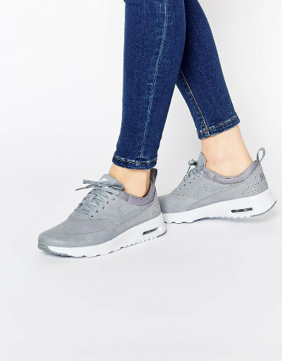 Nike Stealth Grey Air Max Thea Trainers