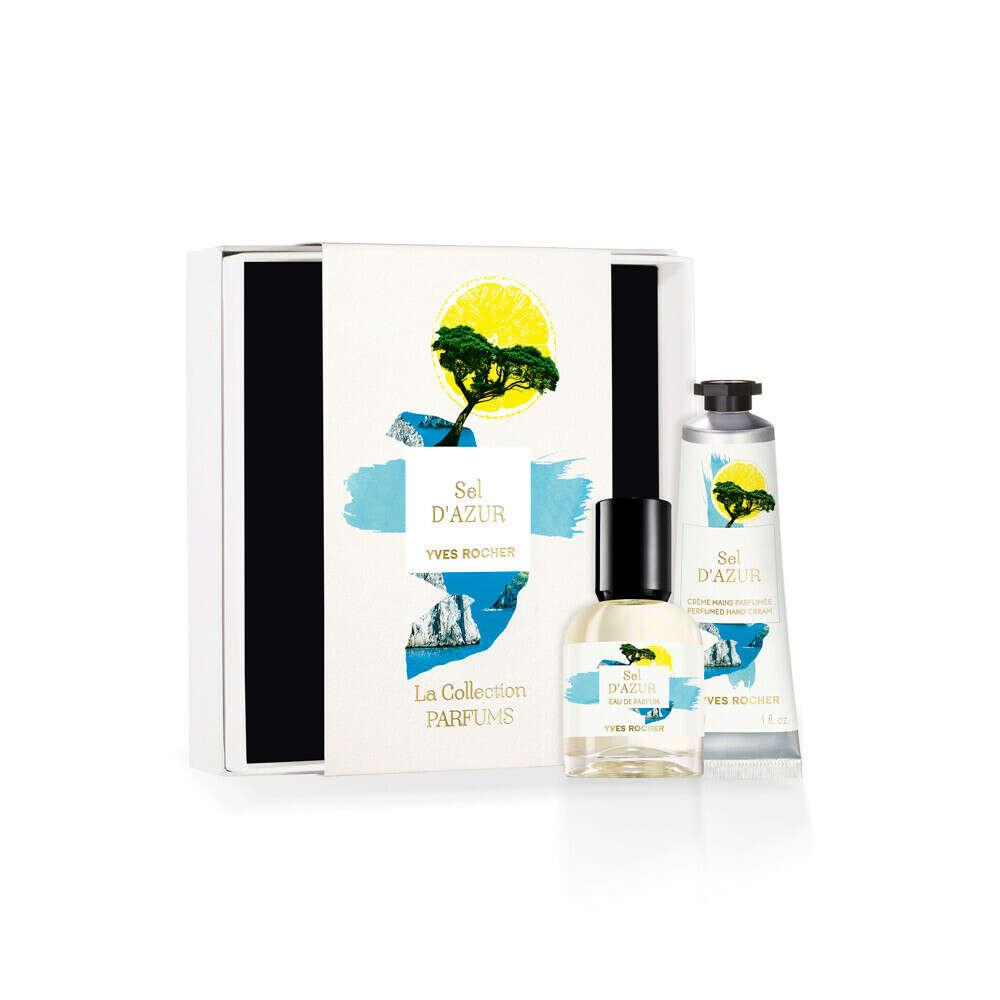 Набор Sel d'Azur от Yves Rocher