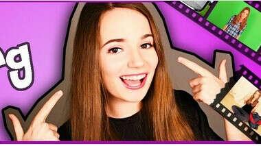 Стать успешным видеоблоггером как Саша Спилберг