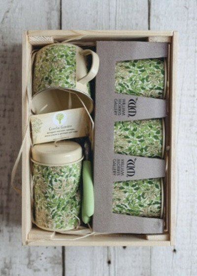 Подарок 2 William Morris Honeysuckle Briers
