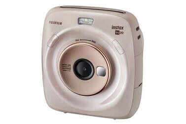 Фотоаппарат моментальной печати FUJIFILM instax SQUARE SQ20, бежевый