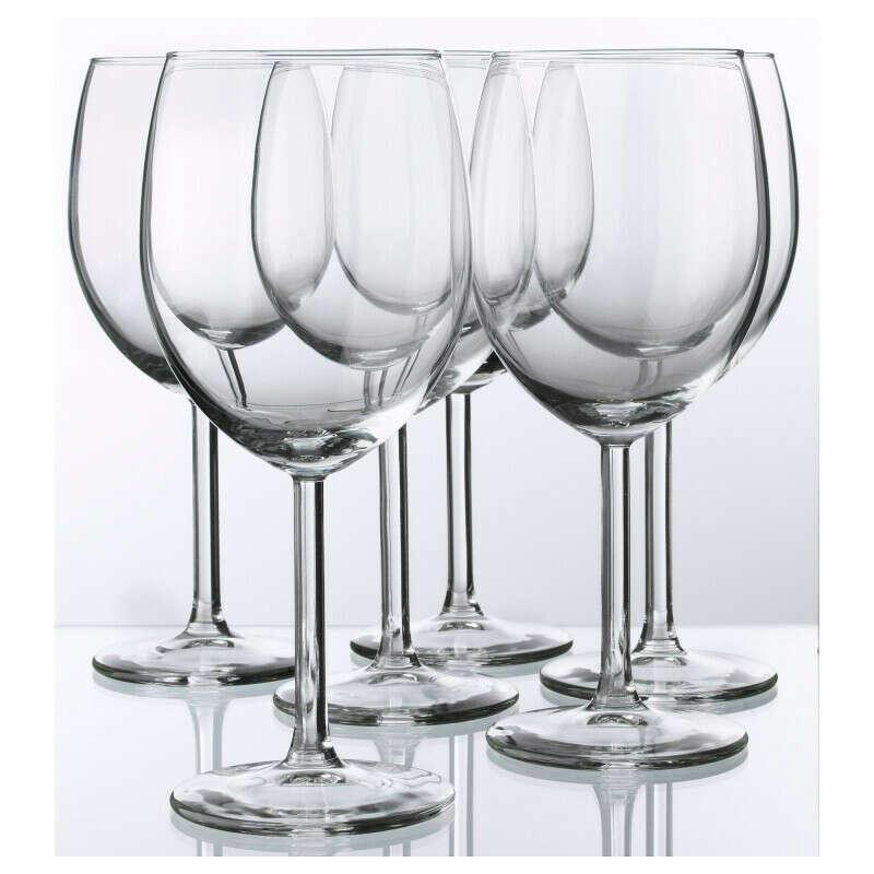 Набор бокалов для вина и шампанского