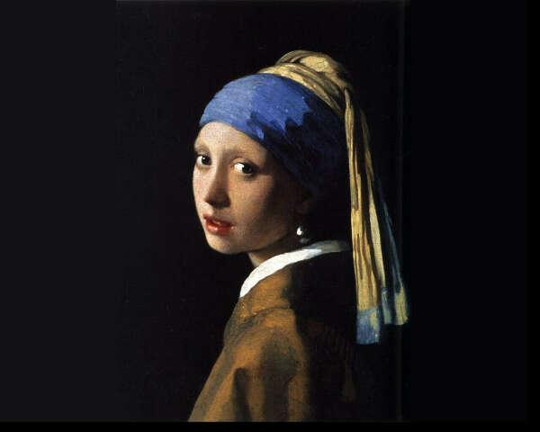 Увидеть оригинал Девушки с жемчужной серёжкой в Гааге