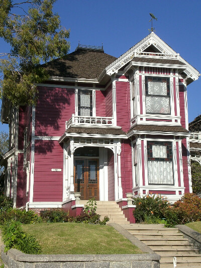 To visit Halliwell manor/Charmed house