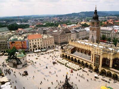 Побывать в г. Краков (Польша)