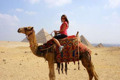 Покататься на верблюде