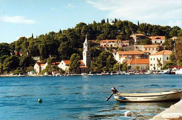 Побывать в Хорватии