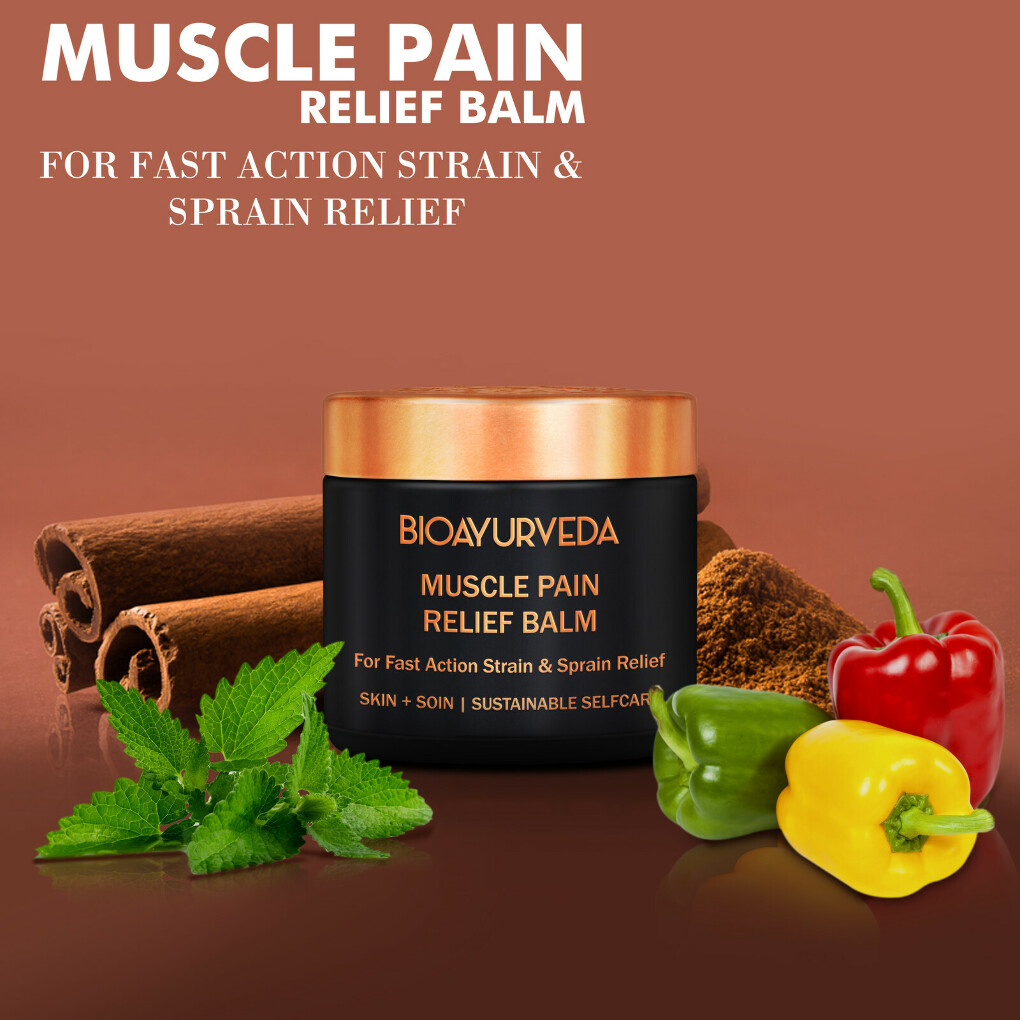 Trouble in finding a best balm for muscle pain?