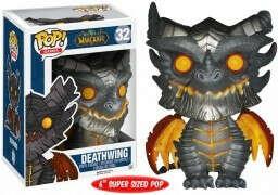Фигурка Funko POP Games: World of Warcraft – Deathwing (15 см)