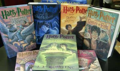 Гарри Поттера в оригинале